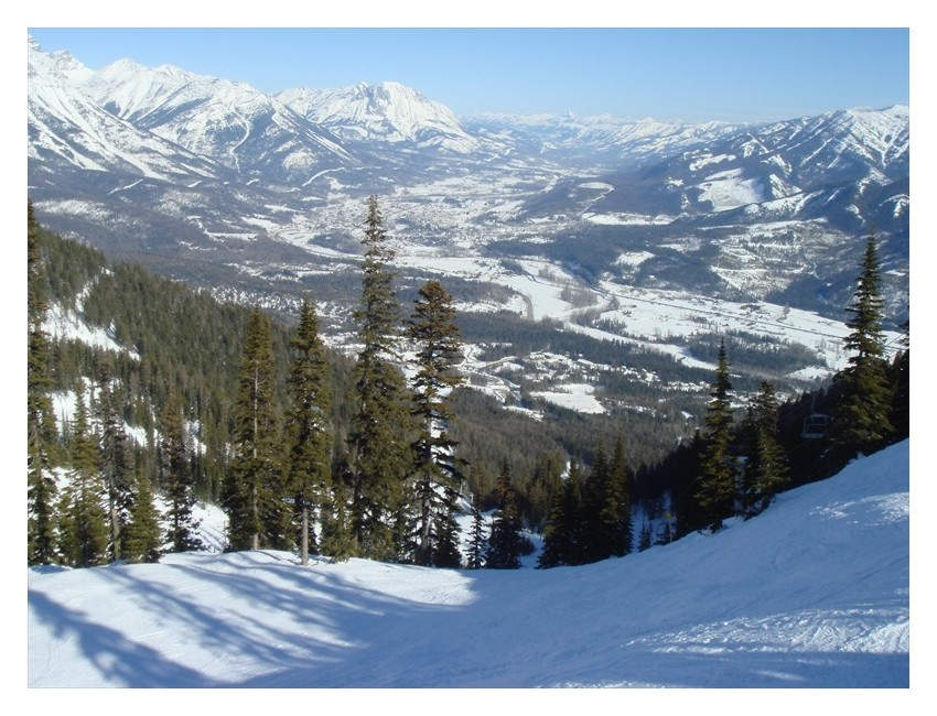 National Geographic names Fernie as #2 Best Ski town in the World.